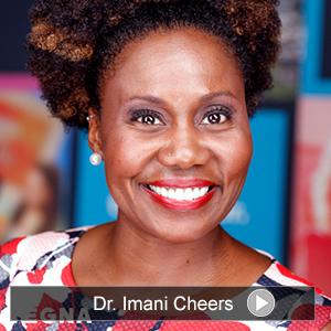 Dr. Imani Cheers